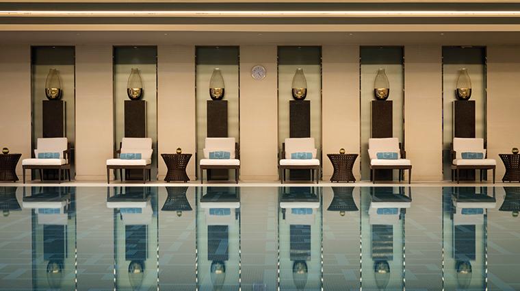 midtown shangri la hangzhou pool