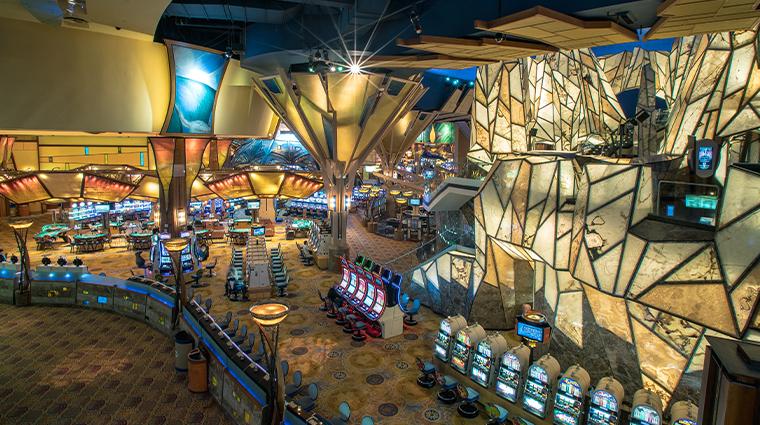 sky tower at mohegan sun casino