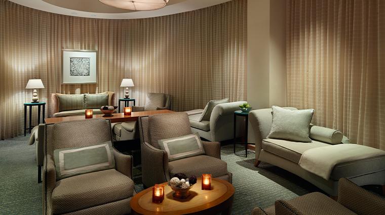 mokara hotel spa spa relaxation room