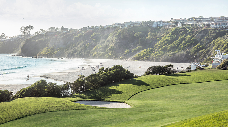 monarch beach resort golf course