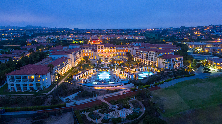 monarch beach resort night view