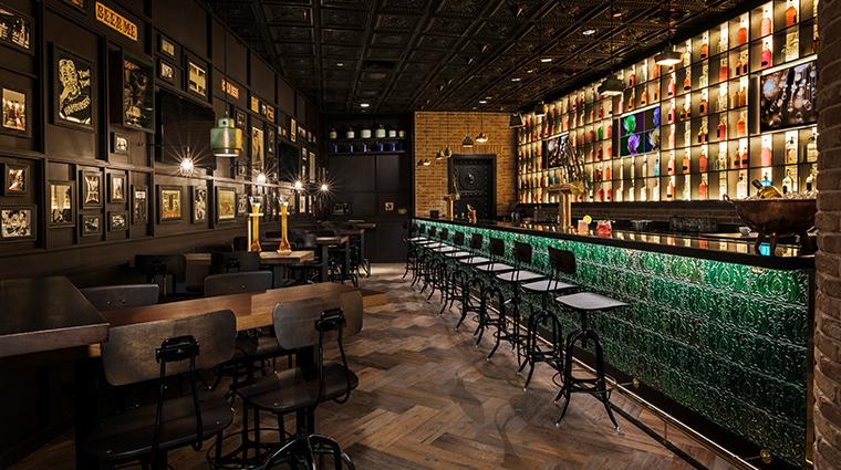 mondrian doha hudson tavern bar