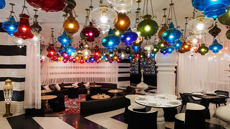 mondrian doha middle eastern restaurant