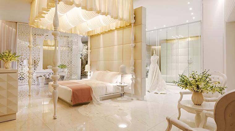 mondrian doha opal bridal suite