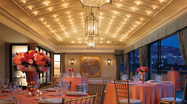 montage beverly hills conservatory dining
