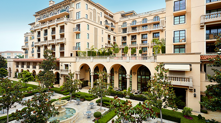 Montage Beverly Hills Los Angeles Hotels United States Forbes Travel Guide