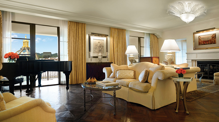montage beverly hills presidential suite