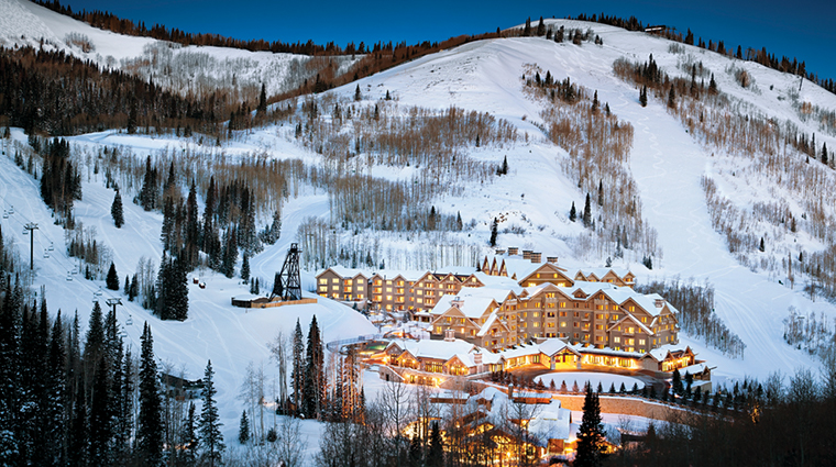 Stay And Play In Luxurious Park City