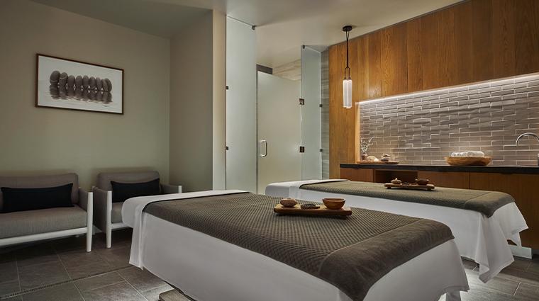 montage healdsburg spa couples treatment room