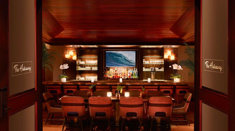 montage kapalua bay hideaway bar