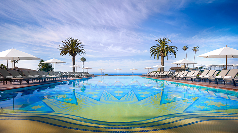 montage laguna beach pool