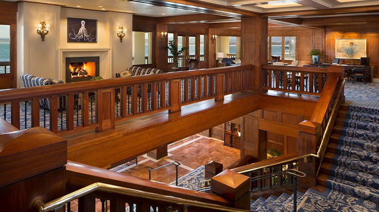 monterey plaza hotel spa new lobby