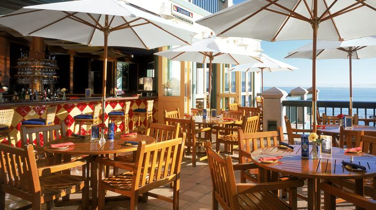 monterey plaza hotel spa restaurant