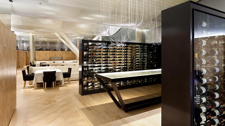 monument hotel Lasarte wines