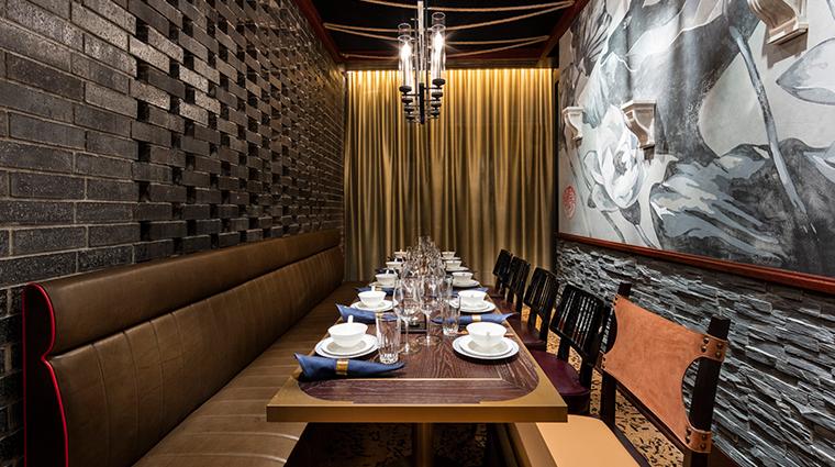 mott 32 private dining