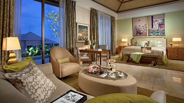 mulia villas nusa dua bali one bedroom