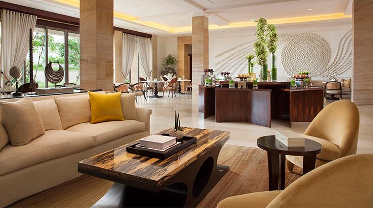 mulia villas nusa dua bali public living room