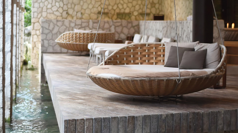 muluk spa relaxation seating