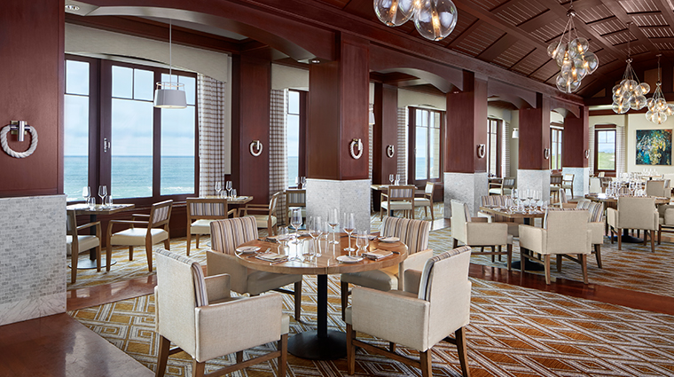 navio dining room