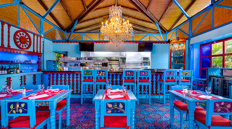 nayara hotel spa gardens asia luna restaurant