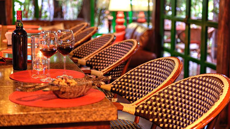 nayara hotel spa gardens nostalgia bar
