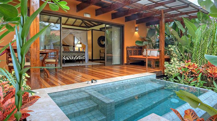 nayara springs spring villa pool