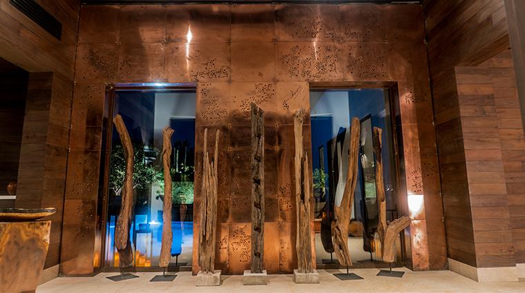 nekupe sporting resort and retreat casa club main entrance