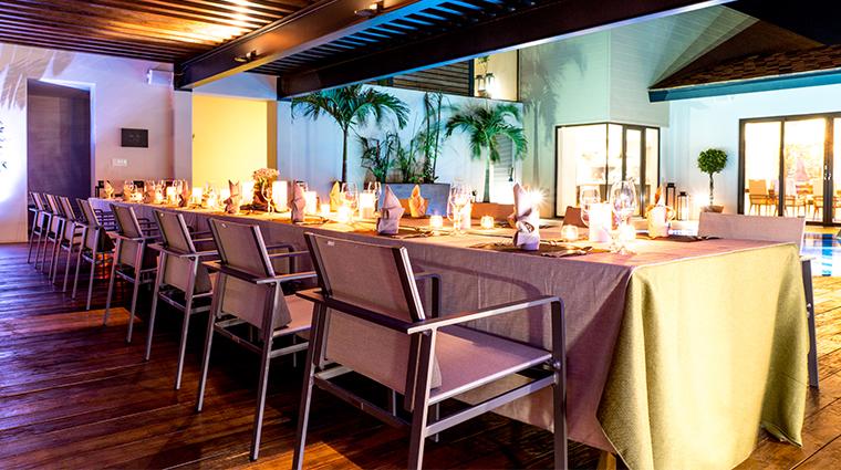 nekupe sporting resort and retreat la residencia de dona teresita dining room