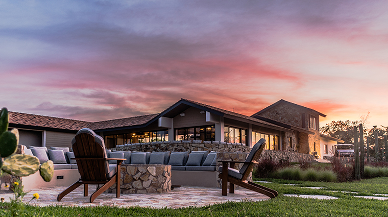 nekupe sporting resort and retreat view of casa club