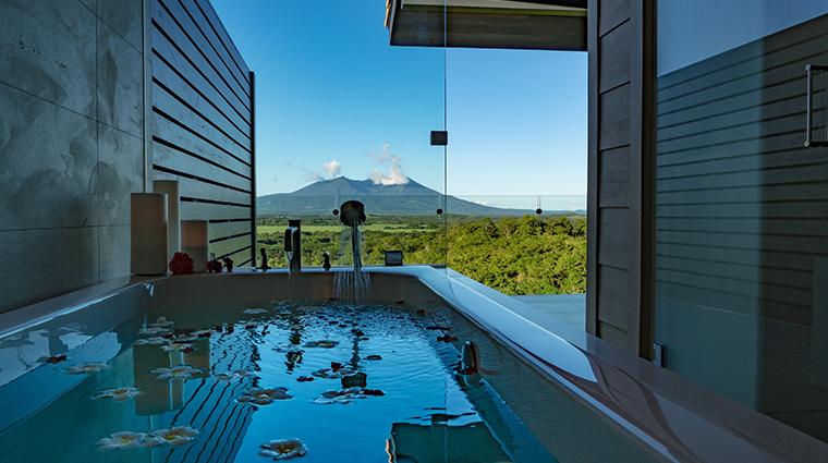 nekupe sporting resort and retreat villa bathroom