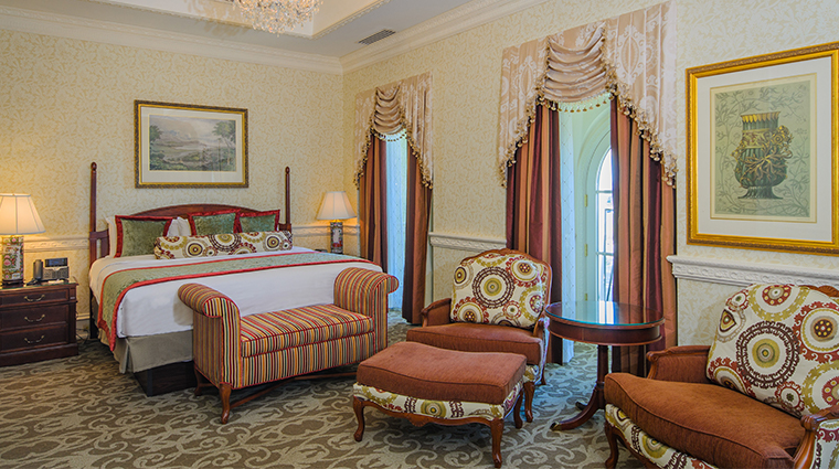 nemacolin woodlands resort chateau lafayette chateau club king