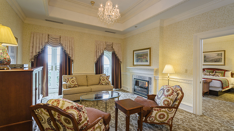 nemacolin woodlands resort chateau lafayette chateau club suite