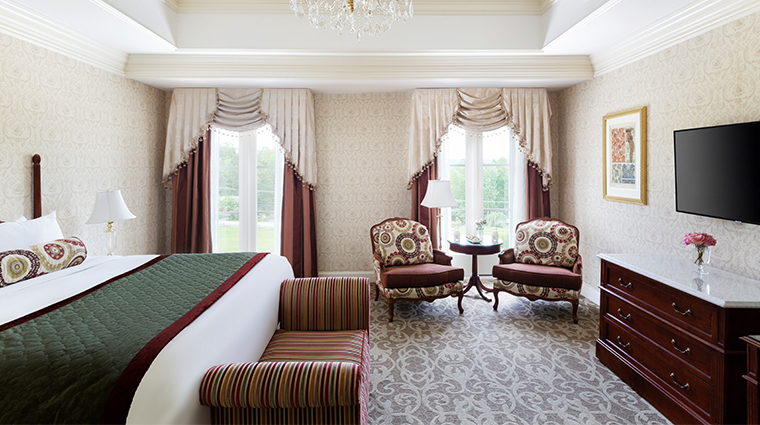 nemacolin woodlands resort chateau lafayette chateau king