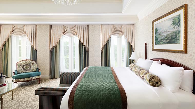 nemacolin woodlands resort chateau lafayette king junior suite