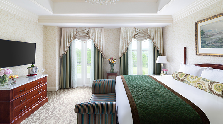 nemacolin woodlands resort chateau lafayette king suite