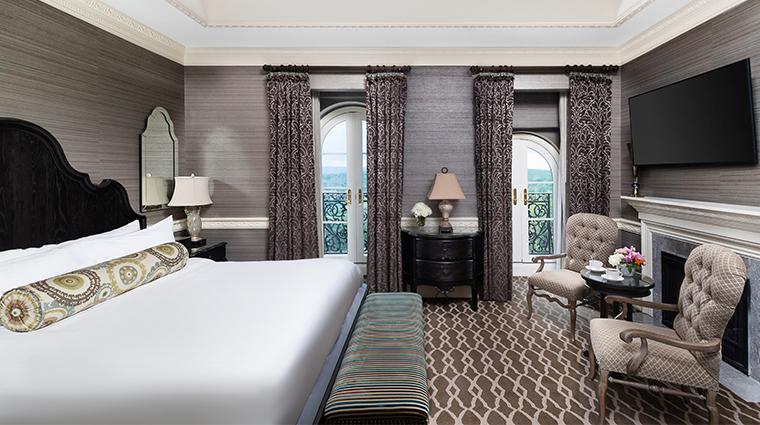 nemacolin woodlands resort chateau lafayette presidential suite
