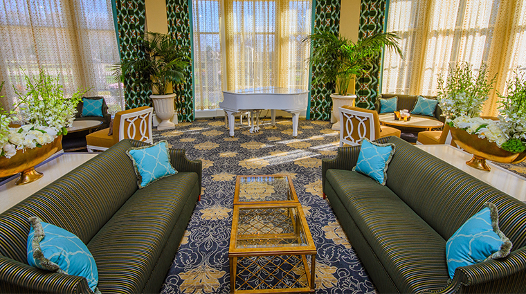 nemacolin woodlands resort chateau lafayette tea room