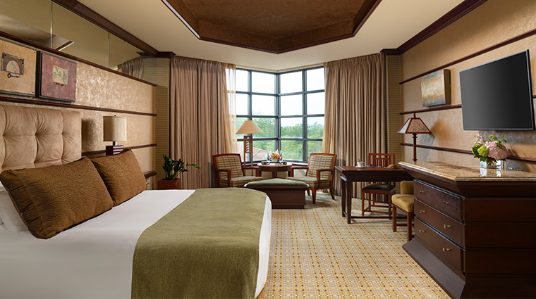 nemacolin woodlands resort falling rock luxury king