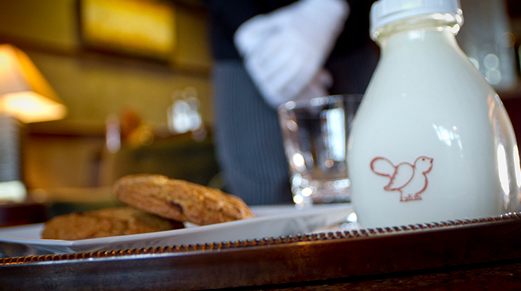 nemacolin woodlands resort falling rock milk and cookies