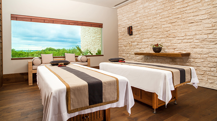 nizuc spa by espa couples treatment room
