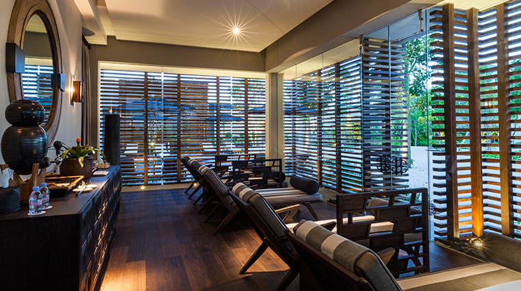 nizuc spa by espa indoor relaxation area