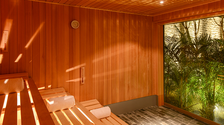 nizuc spa by espa sauna