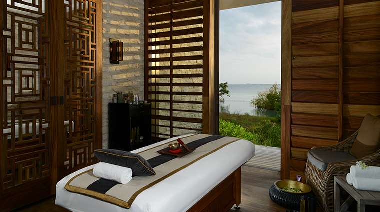 nizuc spa by espa treatment room