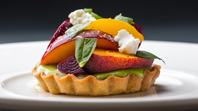 no 9 park fruit tart dessert