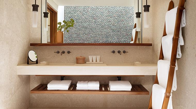 nobu hotel los cabos bathroom