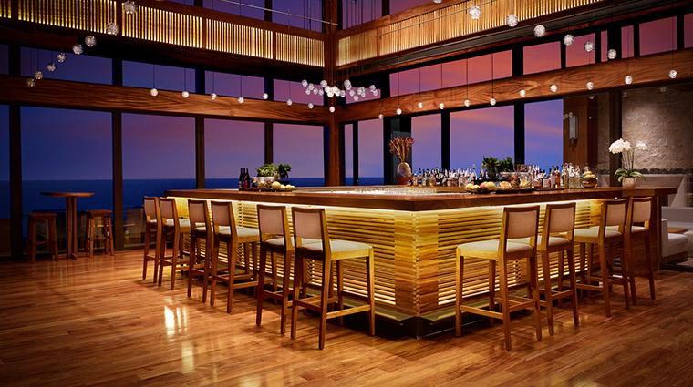 nobu hotel los cabos nobu bar