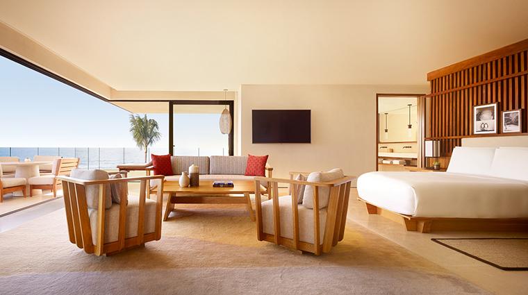 nobu hotel los cabos sake suite2
