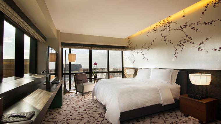 nobu hotel manila suite bedroom