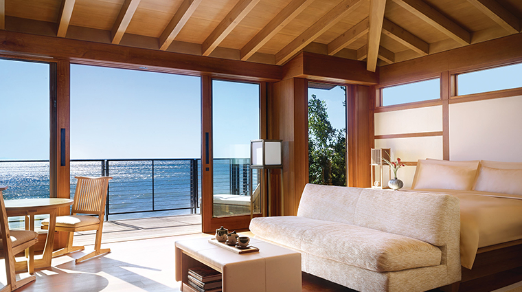 nobu ryokan malibu beachfront room