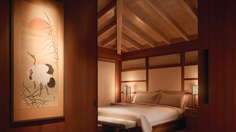 nobu ryokan malibu beachfront suite
